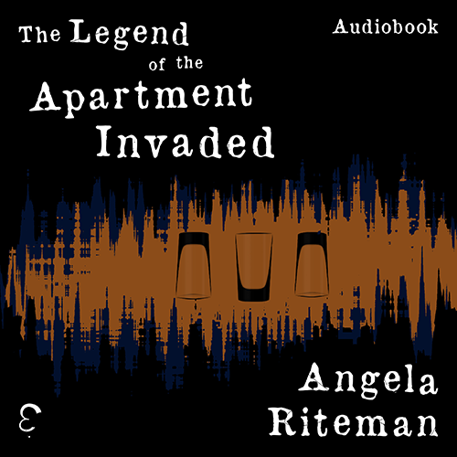 The Legend of the Apartment Invaded (Audiobook) (image 1)