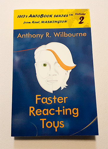 Faster Reacting Toys (1613 AutoBook #2) (image 2)