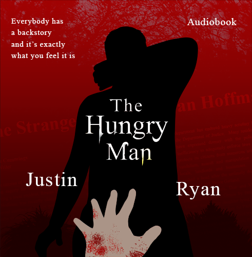 The Hungry Man ( Audiobook CD )