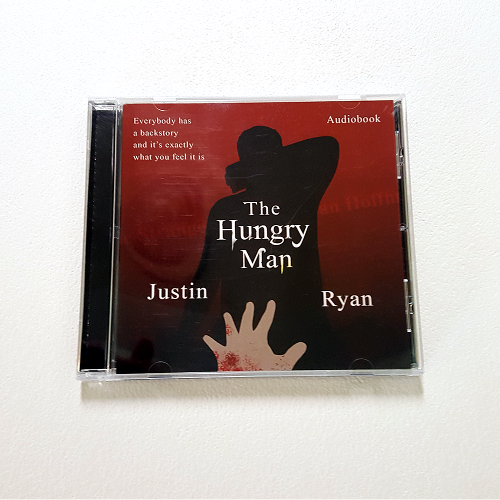 The Hungry Man (Audiobook CD) (image 2)