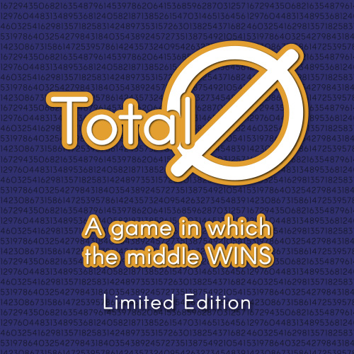 Total Zero ( Limited Edition )